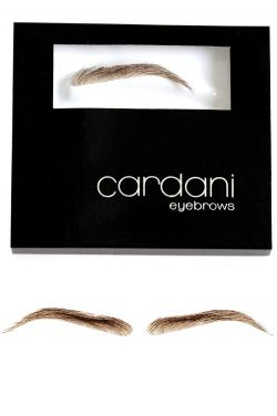 Fake Eyebrows | Cardani False Eyebrows #17 | Stick On Eyebrow Wigs