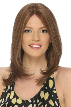 Celine Lace Front by Estetica Designs Wigs - Remi Human Hair, Lace Front, Mono Top, Hand Tied Wig