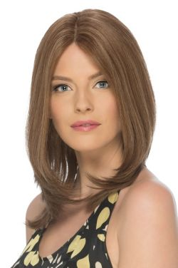 Celine by Estetica Designs Wigs - Remi Human Hair, Mono Top, Hand Tied Wig