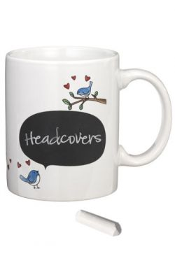 Chalkboard Message Mug - Add Your Message |
