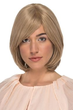 Chanel by Estetica Designs Wigs - Remi Human Hair, Mono Top Wig