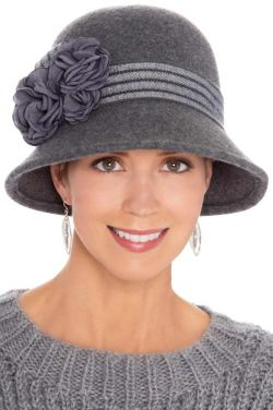 Charlie Cloche Hat | Winter Hats for Women