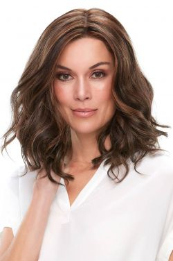 Clair by Jon Renau Wigs - Lace Front, Monofilament Wig