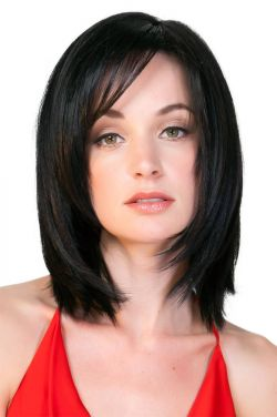 Cold Brew Chic by Belle Tress Wigs - Heat Friendly Synthetic, Monofilament, Lace Front Wig