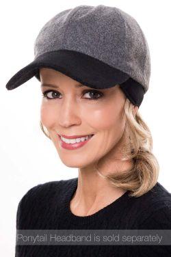 Wool Colorblock Baseball Hat | Ball Caps for Fall & Winter
