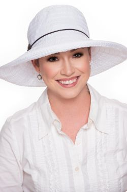 Cora Ribbon Braid Hat | Sun Hats for Women