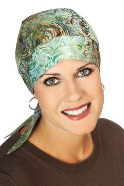 Women's Doo Rags | All Cotton Batik Head Wrap