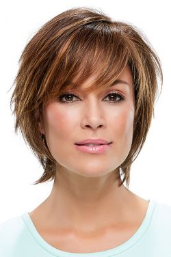 Diane by Jon Renau Wigs - Lace Front, Monofilament, Hand Tied Wig