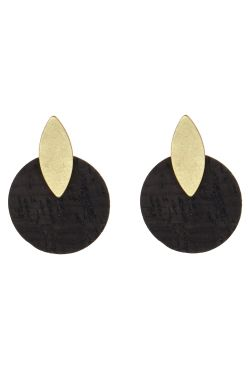 Donnavyn Round Earrings| Hypoallergenic and Nickel Free