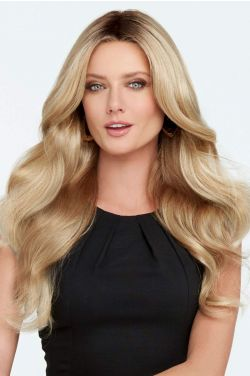 Down Time by Raquel Welch Wigs - Lace Front, Mono Top, Hand Knotted Base Wig