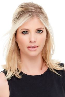 easiCrown HD 12 Inch Topper Hairpiece by Jon Renau Wigs