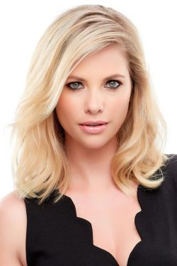 easiCrown HH 12 Inch Topper Hairpiece by Jon Renau Wigs