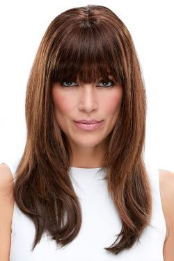 EasiFringe HD (Heat Defiant) Bangs Hairpiece by Jon Renau Wigs Easihair