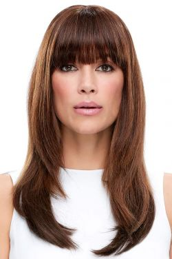 easiFringe Human Hair Bangs by Jon Renau Wigs