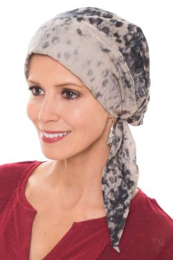 Easy to Tie (E-T-T) Scarf Cap in Premium Prints