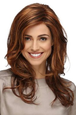 Eden by Estetica Wigs - Monofilament Top, Lace Front Wig