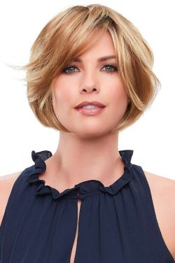 Petite Elisha by Jon Renau Wigs - Lace Front, Single Monofilament, Hand Tied Wig