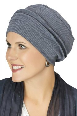 Tiffany Turban | Day & Sleep Caps for Cancer Patients