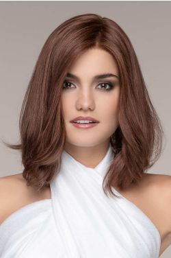 Inspire by Ellen Wille Wigs - Human Hair, 100% Hand Tied, Lace Front, Monofilament Top Wig