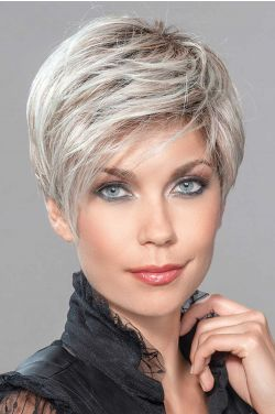 Link by Ellen Wille Wigs - Heat Friendly Synthetic, Lace Front, Monofilament Part Wig