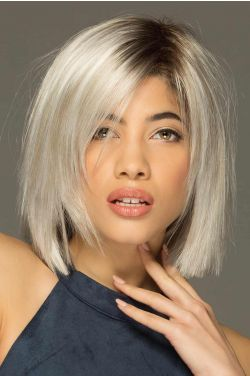 Ellis by Estetica Designs Wigs - 100% Hand Tied Lace Front, Monofilament Part Wig