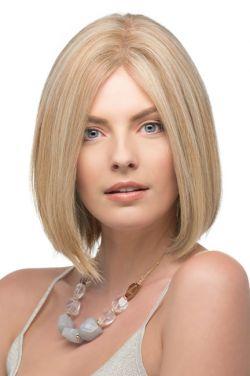 Emmeline by Estetica Wigs - Remi Human Hair, Mono Top, Hand Tied Wig