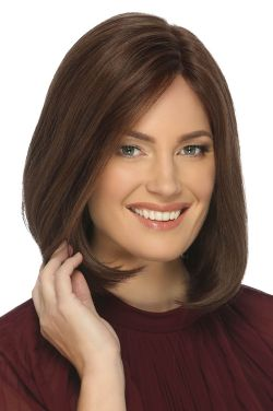 Heaven by Estetica Designs Wigs - Human Hair, 100% Hand-Tied Back, Monofilament Top Wig