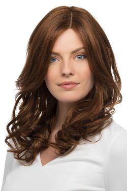 Liliana by Estetica Designs Wigs - Human Hair, 100% Hand-Tied Back, Monofilament Top Wig