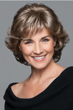 Affluence by Eva Gabor Wigs - Hand Tied, Lace Front Wig