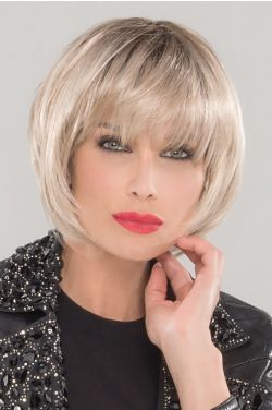 LAST CALL - Petite/Average Blues by Ellen Wille Wigs - Monofilament Crown Wig