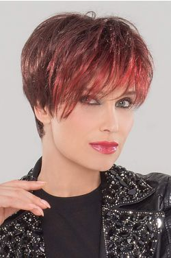 Petite/Average Jazz by Ellen Wille Wigs - Monofilament Crown, Lace Front Wig
