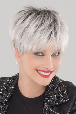 Petite/Average Swing by Ellen Wille Wigs - Monofilament Crown, Lace Front Wig