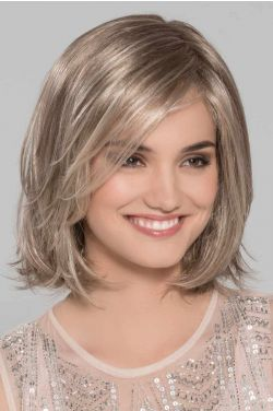 Petite/Average Lucky Hi by Ellen Wille Wigs - Monofilament Part, Lace Front Wig