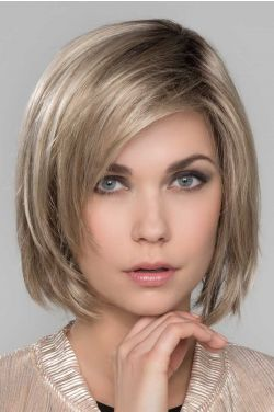 Smoke Hi Mono by Ellen Wille Wigs - Monofilament Part, Lace Front Wig