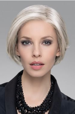Ultra Top Piece by Ellen Wille Wigs - Hand Tied, Scalloped Lace Front Topper