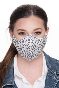 Woven Cotton Face Mask | Medical & Surgical Face Cover Mask for Coronavirus