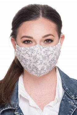 Cloth Bamboo Face Mask with Filter Pocket | Medical & Surgical Face Mask for Coronavirus