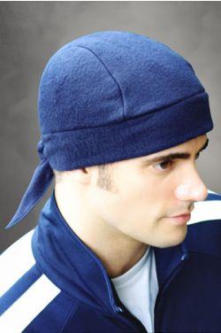 Fleece Tieback Caps for Men