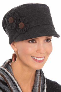 Flora Cadet Cap | Warm Winter Caps for Women