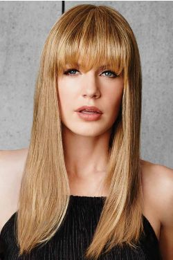 Fringe Top of Head by Hairdo Wigs - Monofilament, Hand Tied Hairpiece
