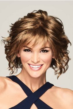 Fresh Chic by Eva Gabor Wigs - Lace Front, Monofilament Part Wigs