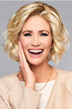Sweet Talk Large by Eva Gabor Wigs - Lace Front, Monofilament Part Wig
