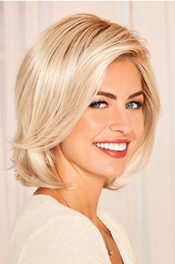 Flatter Me by Eva Gabor Wigs -  Lace Front, Monofilament Top Wig