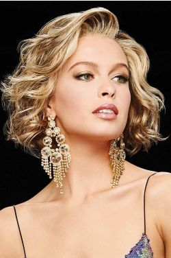 Sweet Talk by Eva Gabor Wigs - Lace Front, Monofilament Part Wig