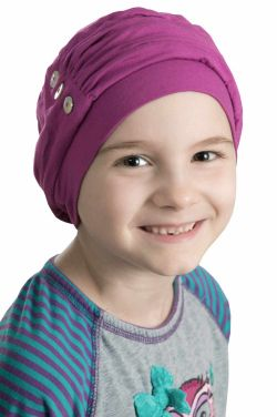 Synergy Cap for Girls | Viscose from Bamboo Hats for Children