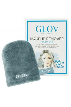 GLOV Expert Dry Skin Reusable Makeup Remover | Hypoallergenic and Perfect for Waterproof Products |