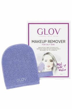 GLOV Expert Oily Skin Reusable Makeup Remover | Chemical-Free and Hypoallergenic |