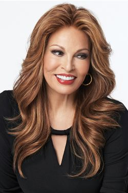 Grand Entrance by Raquel Welch Wigs - Human Hair, Monofilament, Lace Front Wig