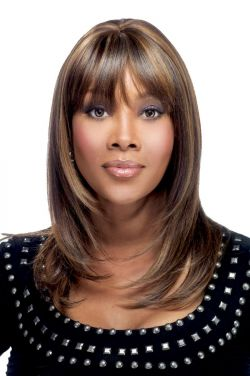 H201-V by Vivica Fox Wigs - Human Hair Wig