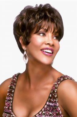 H205-V by Vivica Fox Wigs - Human Hair Wig